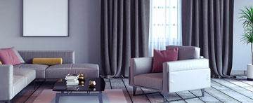 Những Mẫu Rèm Cửa Đẹp - Xu Hướng Mới Của Năm 2021